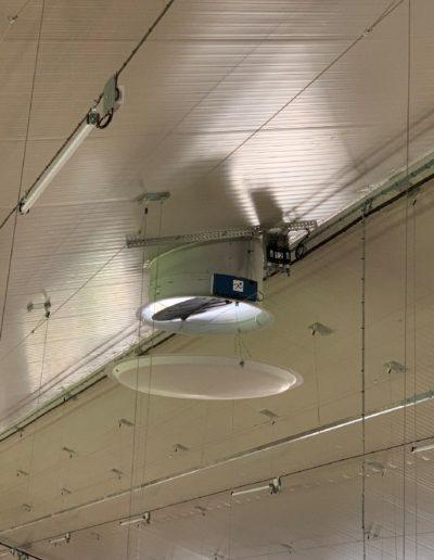 ventilation : cheminee extraction avec ventilateur EC variable 26000m3 par heure